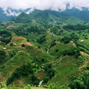 Challenging limits from trails in Sapa, Vietnam