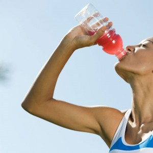 Sports Drinks: Born In The Hospital?