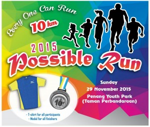 Penang Possible Run 2015