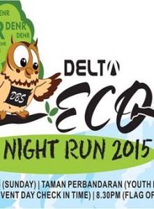 DELTA Eco Night Run 2015