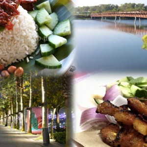 5 Glorious Ways of Combining Singapore's Two Loves: Running and Eating!