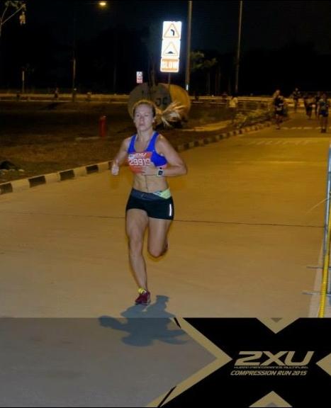 2XU Compression Run 2015, 21km