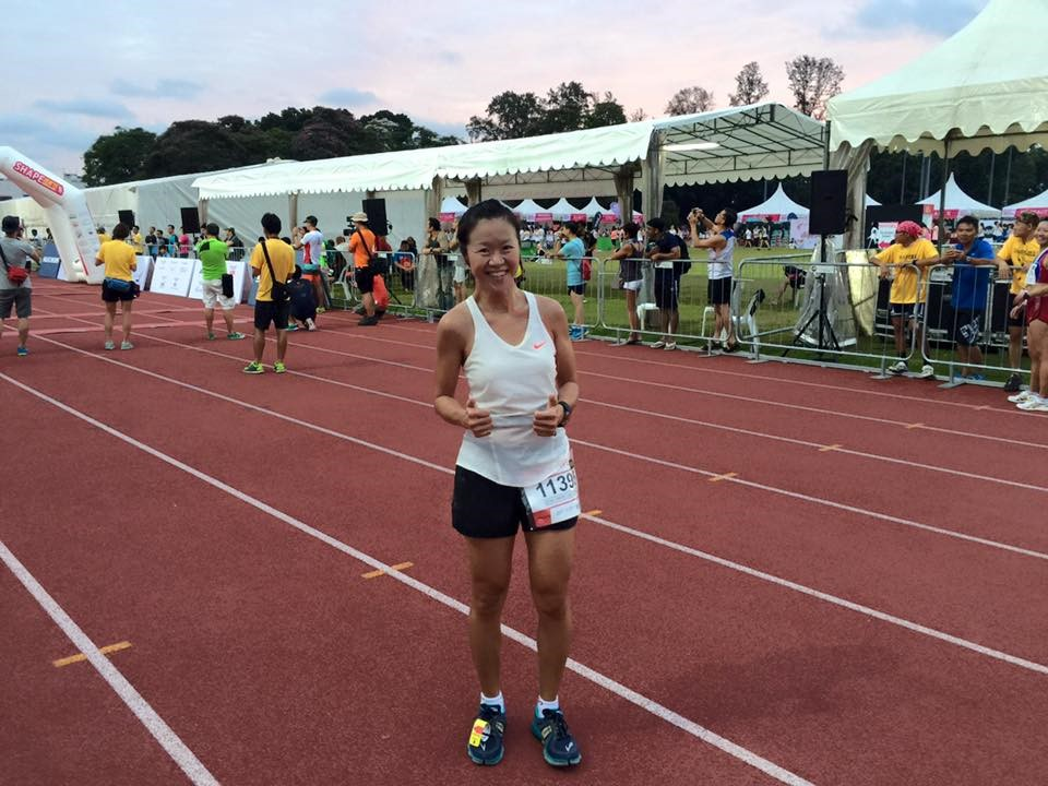 SHAPE Run 2015, 4th position 1h 10m 50s, 15km