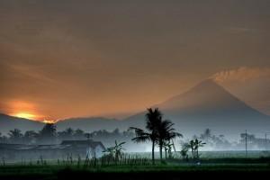 Mount Merbabu (Photo by: dashalive)