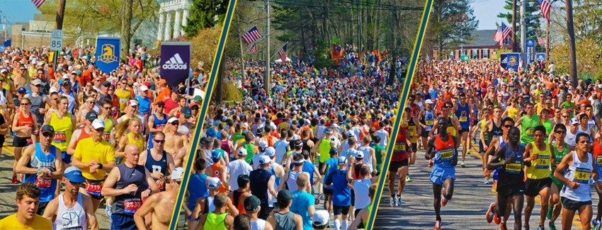 Image credit: Boston Marathon