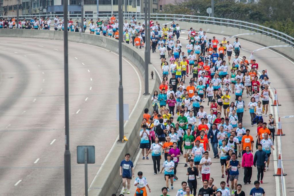 Image credit: HK Marathon