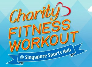 Charity Fitness Workout