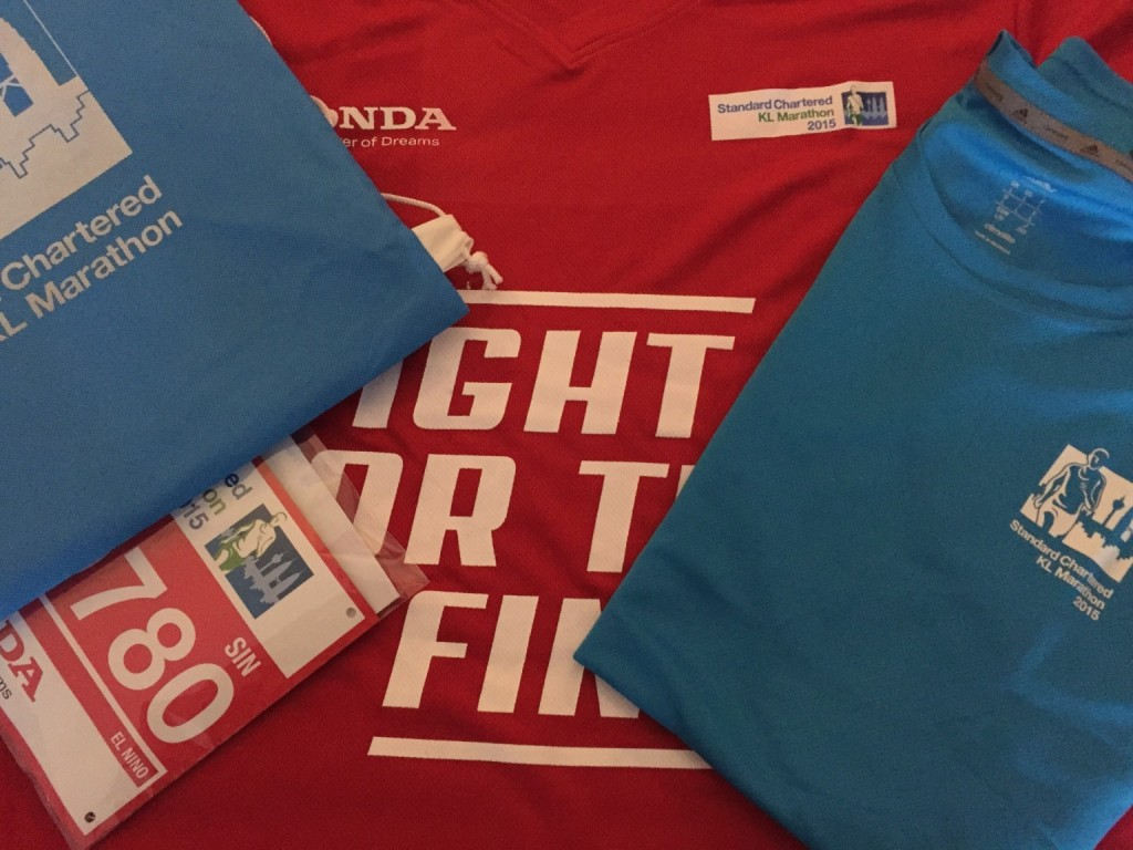 Race Pack and Honda Malaysia's Gift