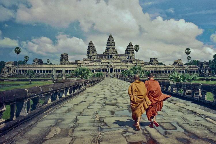Image credit: Angkor © Ko Hon Chiu Vincent, UNESCO