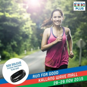100PLUS Run For Good