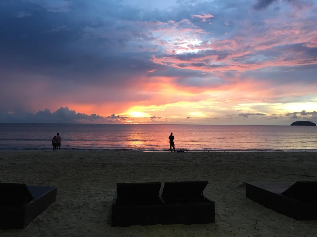 kinabalu-sunset
