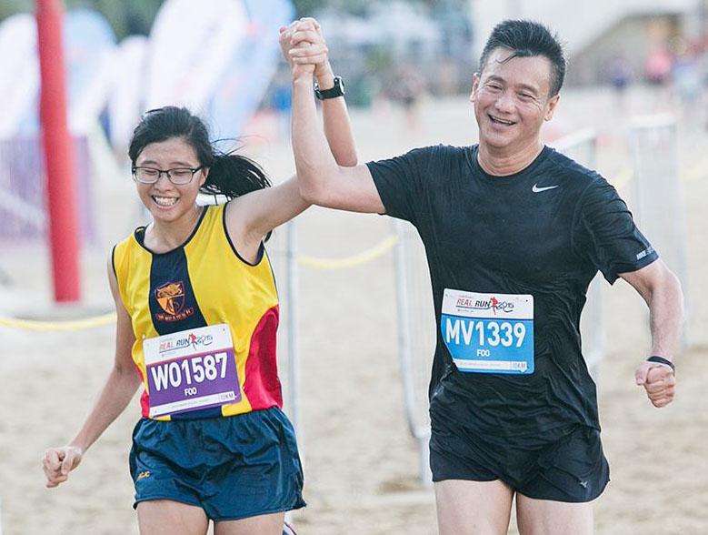 Photo credit: Just Run Lah HomeTeamNS REAL Run