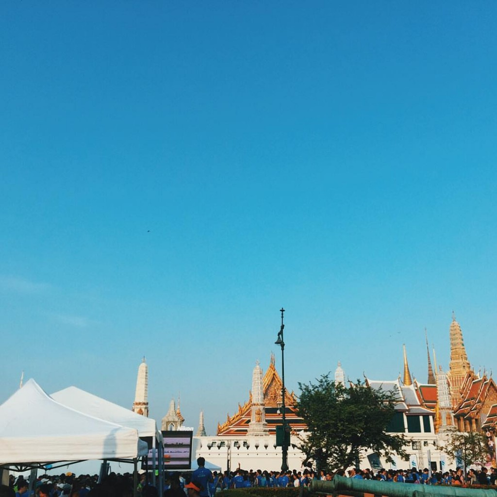 Finish Area. Photo credit: IG @pa.thoo