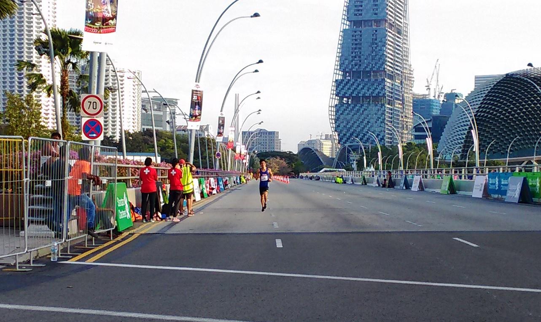 42km Singaporean