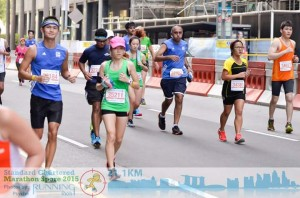 Almost to the finishing line! photo credits: Running shots