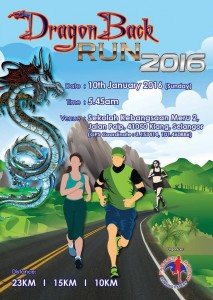 Dragon Back Run 2016