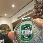 The 3 Ten Medal