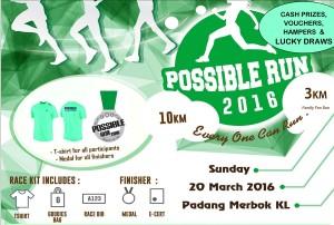KL Possible Run 2016