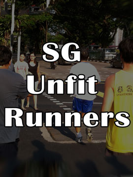 SG Unfit Runners