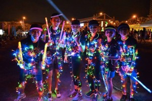 Tanjung Glow Nite Run 2016