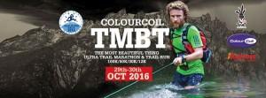 Colourcoil The Most Beautiful Thing (TMBT) Ultra Trail Marathon & Trail Run 2016