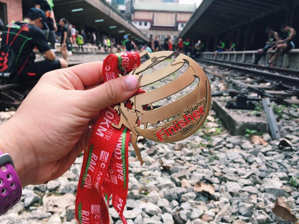railcorridor medal