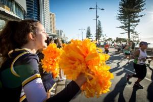 GCAM15 42km cheerleaders