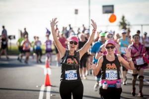 GCAM15 42km happy runners