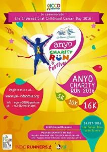 Anyo Charity Run & Festival 2016