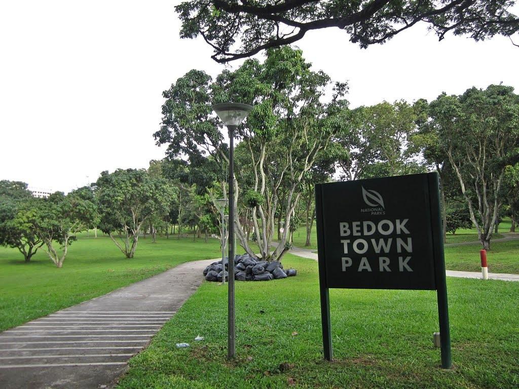 Bedok Town Park Just Run Lah