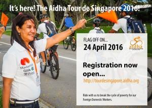 aidha tour de singapore 2016
