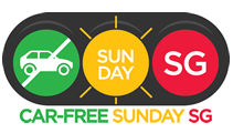 car free sunday Logo