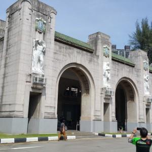 Tanjong Pagar Station (?)