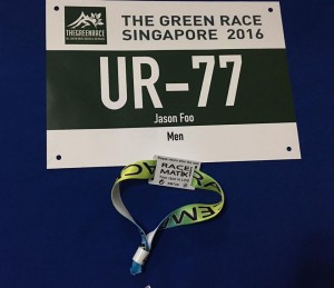 GRUC 2016 Bib, & RaceMatix Timing Chip