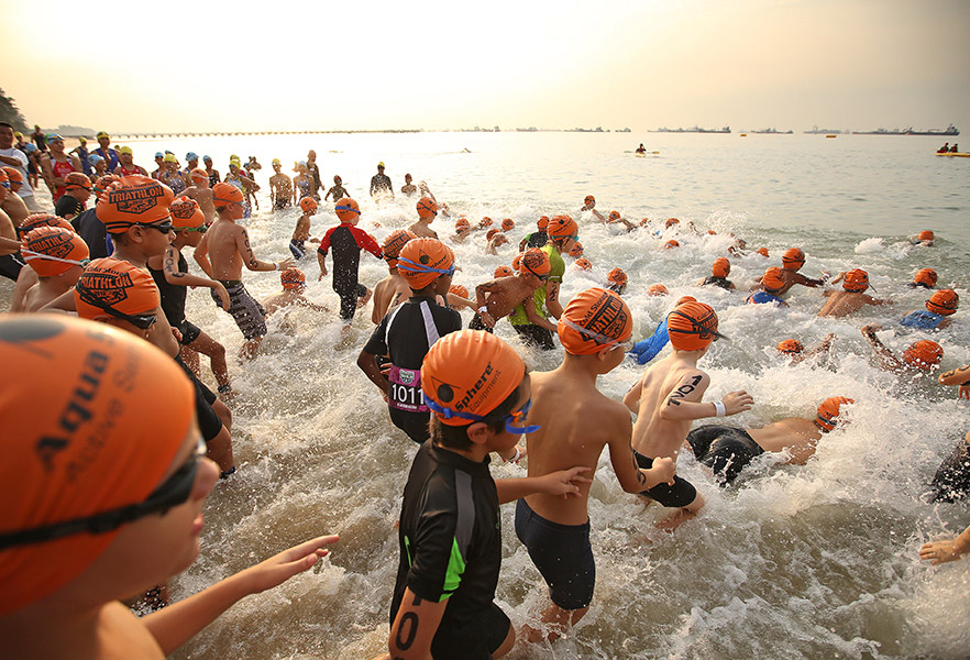 Photo Credit: Singapore International Triathlon