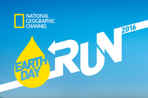 National Geographic Channel Earth Day Run 2016