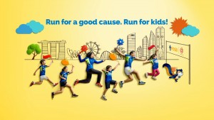 POSB PAssion Run for Kids 2016