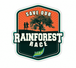Save Our Rainforest Race (SORR) 2016