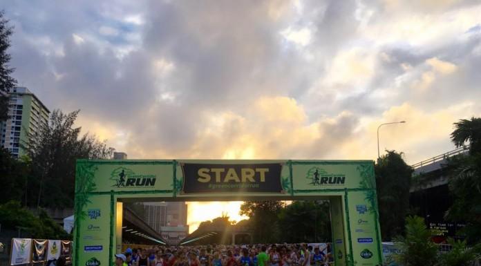 Photo Credit : Green Corridor Run Timeline Photo
