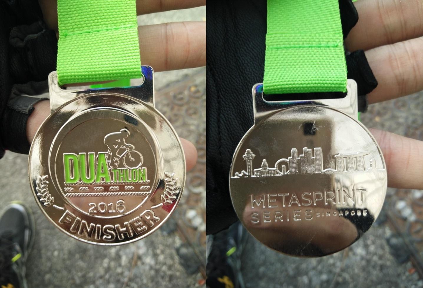 triathlon medals supertramp