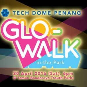 Glo-Walk in the Park 2016