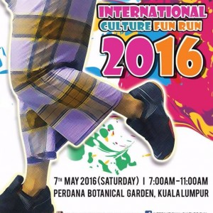 International Culture Fun Run 2016