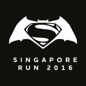 Batman v Superman Run Singapore 2016