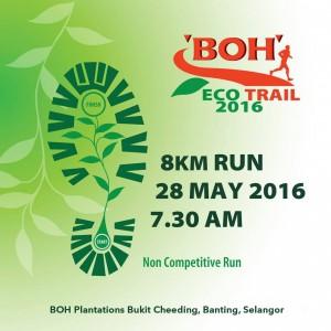 BOH Eco Trail 2016