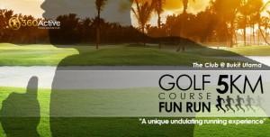 Golf Course Fun Run 5km 2016