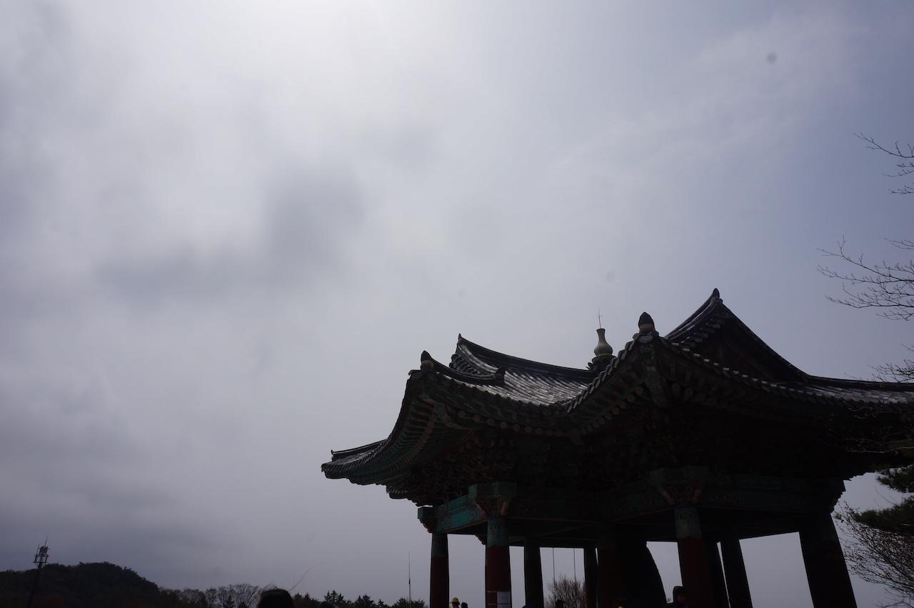 gyeongju seokguram pavillion