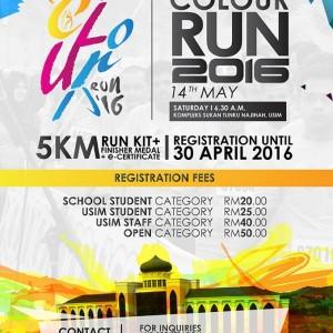 iFeST Colour Run 2016