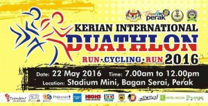 Kerian International Duathlon 2016