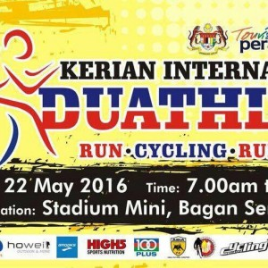 Kerian International Duathlon 2016