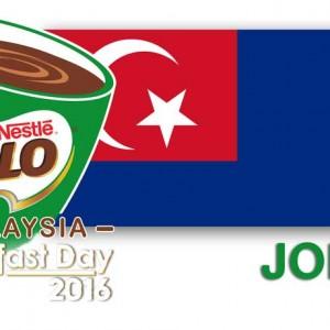 Milo Breakfast Day Johor 2016